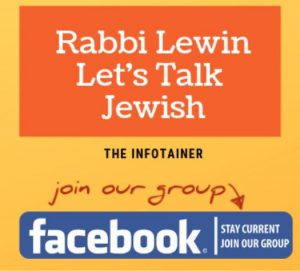 Rabbi Lewin Facebook Group