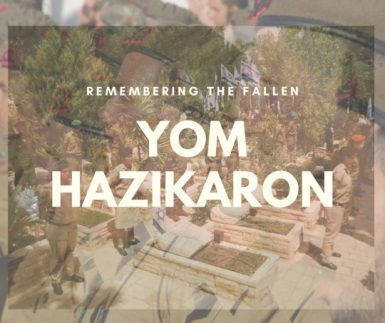 Yom Hazikaron Remembering The Fallen