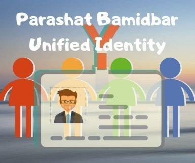 Parashat Bamidbar-Unified Identity