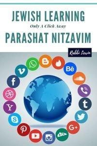 Parashat Nitzavim