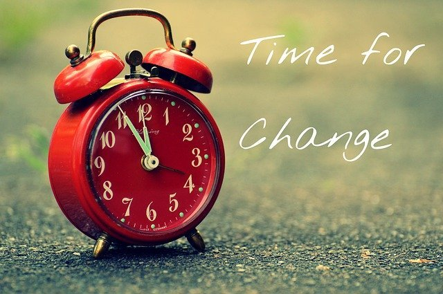 Vayeshev times of change