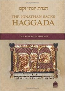 Rabbi Sacks Haggadah