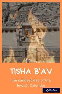 Tisha B'av Fast