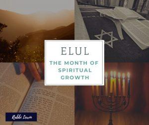 Elul Month