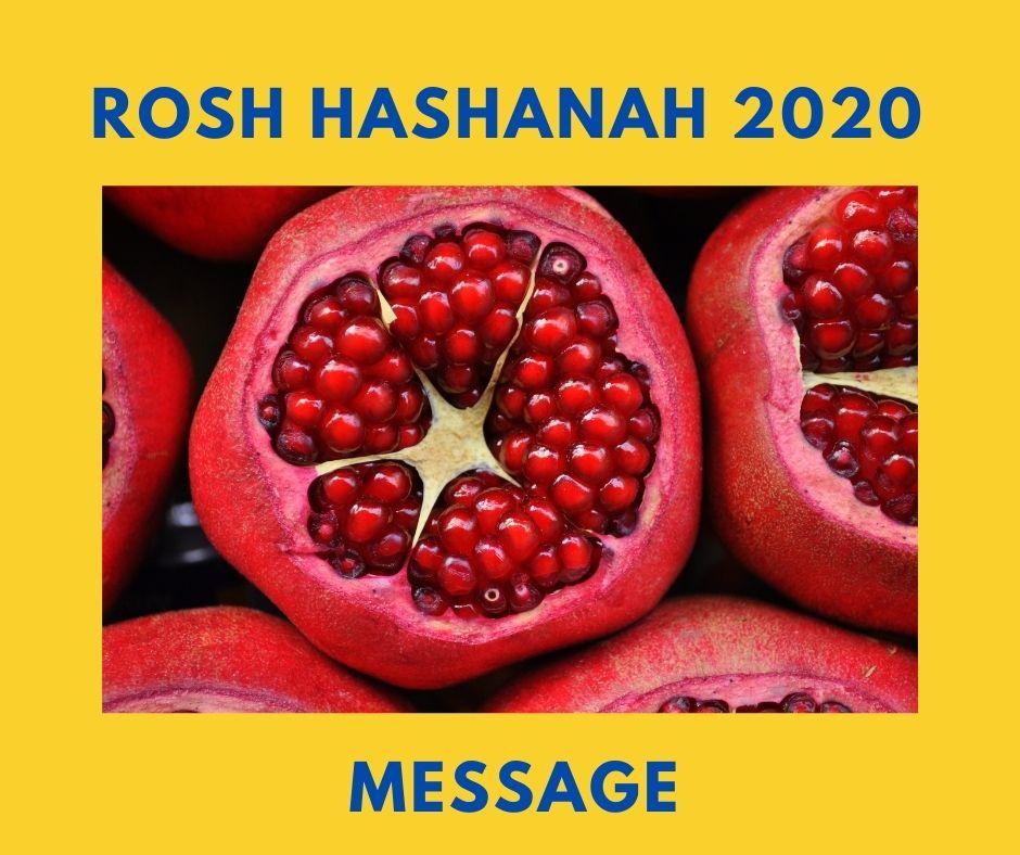 Rosh Hashana 5781Rosh Hashanah 2020