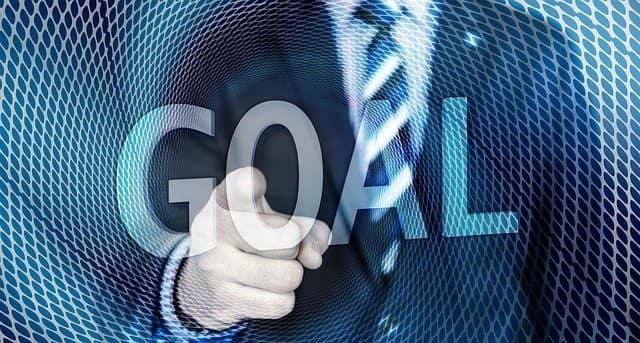 Rosh Hashanah goals