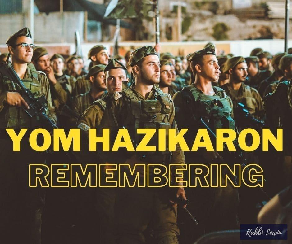 Yom Hazikaron Israel's Remembrance Day