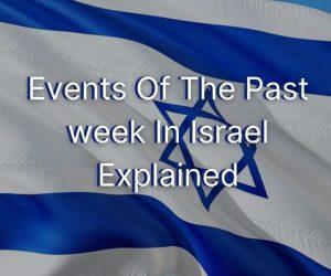 Understanding What Happened In Israel